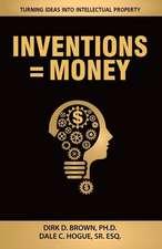 Inventions = Money