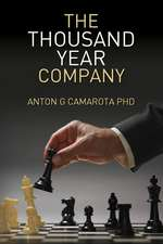 The Thousand Year Company