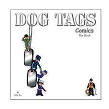 Dog Tags Comics