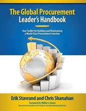 Global Procurement Leaders Handbook