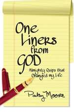 One Liners from God