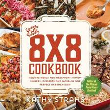 The 8x8 Cookbook
