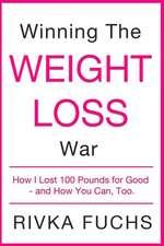 Winning the Weight Loss War