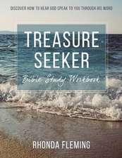 Treasure Seeker Bible Study Workbook