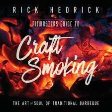 Pitmasters Guide to Craft Smoking (BBQ)