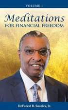 Meditations for Financial Freedom Vol 1