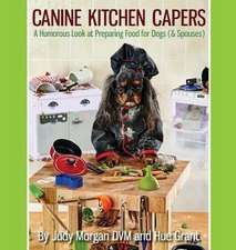 Canine Kitchen Capers