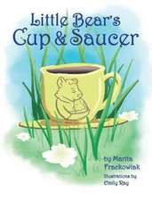 Little Bear's Cup and Saucer