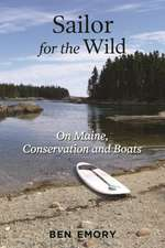 SAILOR FOR THE WILD ON MAINE CONSERV