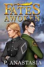 Fates Awoken (Fates Aflame, Book 2)