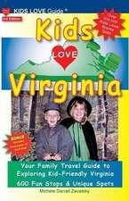 KIDS LOVE VIRGINIA, 3rd Edition