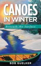 Canoes in Winter