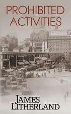 Prohibited Activities (Watchbearers, Book 4)