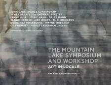 Mountain Lake Symposium and Workshop: Art in Locale