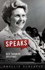 Phyllis Schlafly Speaks, Volume 1
