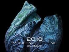 Modernist Cuisine 2019 Wall Calendar