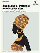 Igbo Immersion Workbook