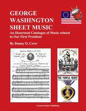 George Washington Sheet Music