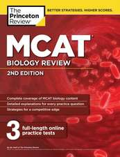 MCAT Biology Review