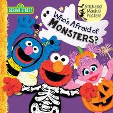 Who's Afraid of Monsters? (Sesame Street):  Calvino