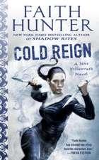 Cold Reign: A Jane Yellowrock Novel