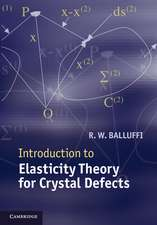 Introduction to Elasticity Theory for Crystal Defects