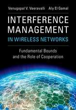 Interference Management in Wireless Networks