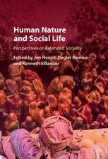 Human Nature and Social Life  : Perspectives on Extended Sociality