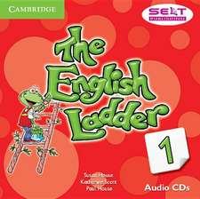 The English Ladder Level 1 Audio CDs (2)