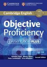 Objective Proficiency Presentation Plus DVD-ROM