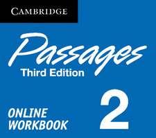 Passages Level 2 Online Workbook Activation Code Card