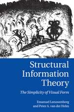 Structural Information Theory: The Simplicity of Visual Form