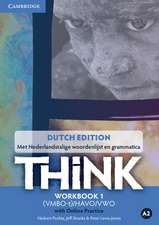 Think Level 1 Workbook with Online Practice (for the Netherlands)