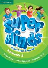 Super Minds American English Level 2 Flashcards (Pack of 103)