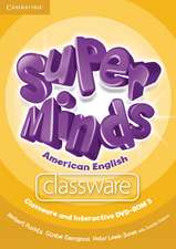Super Minds American English Level 5 Classware and Interactive DVD-ROM