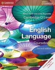 Cambridge O Level English Language Coursebook