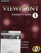 Viewpoint Level 1 Blended Online Pack (Student's Book and Online Workbook Activation Code Card)