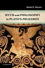 Myth and Philosophy in Plato's Phaedrus
