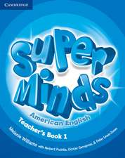 Super Minds American English Level 1 Teacher's Book