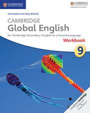 Cambridge Global English Workbook Stage 9: for Cambridge Secondary 1 English as a Second Language