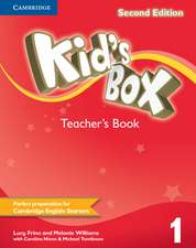 Kid's Box Level 1 Teacher's Book