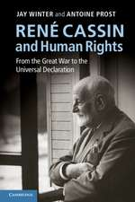 René Cassin and Human Rights: From the Great War to the Universal Declaration