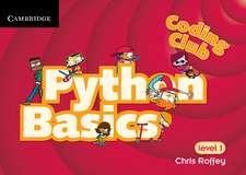Coding Club Python Basics Level 1
