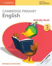 Cambridge Primary English Activity Book Stage 3 Activity Book