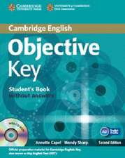 Objective Key for Schools Pack without Answers (Student's Book with CD-ROM and Practice Test Booklet)