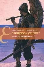 The Cambridge Companion to 'Robinson Crusoe'