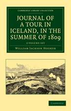 Journal of a Tour in Iceland, in the Summer of 1809 2 Volume Set