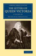 The Letters of Queen Victoria 9 Volume Set