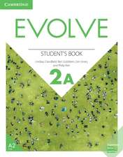 Evolve Level 2A Student's Book
