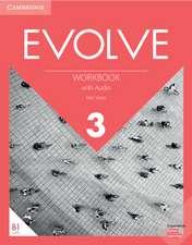 Evolve Level 3 Workbook with Audio
